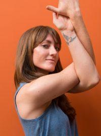 Headshot of Danielle Harbord, Yoga Teacher at Yogamaya