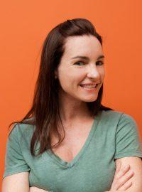 Headshot of Karen Jane Wright, Yoga Teacher at Yogamaya