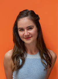 Headshot of Amanda McDonald, Yoga Teacher at Yogamaya