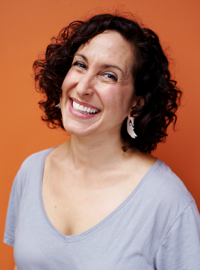 Headshot of Lori Nathanson, Yoga Teacher at Yogamaya